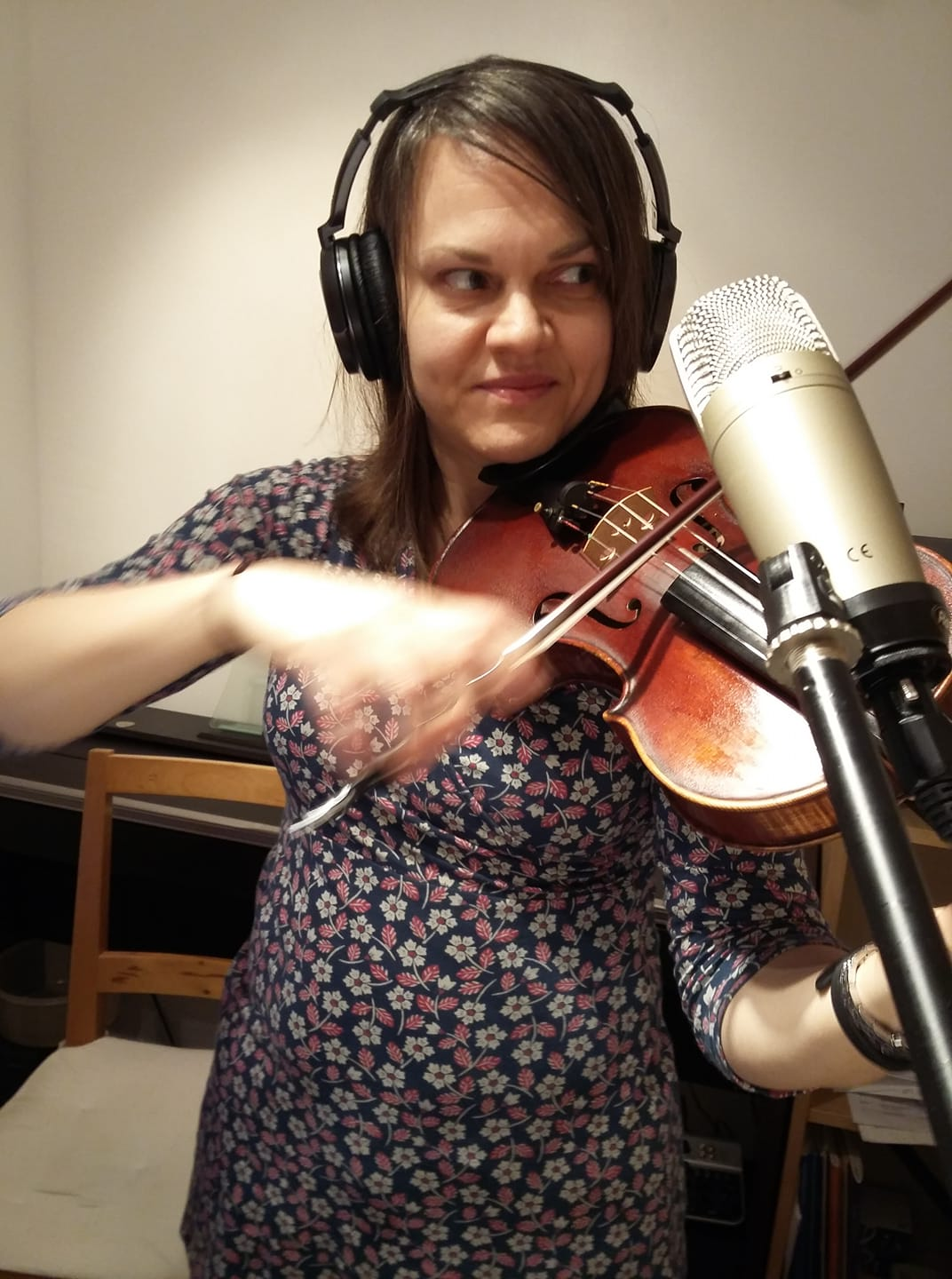 session violinist in bristol and bath